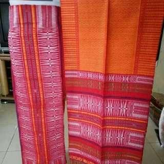 Songket Suji Palembang Benang Kristal import no 1