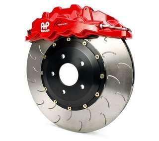 Brembo AP 6 pot鮑魚