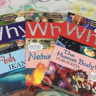 Buku 'WHY?'