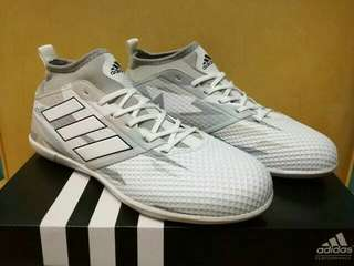 Futsal adidas ace 17.3 primerah clear grey white