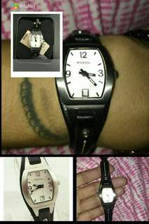 Fossil watch 💯% Authentic