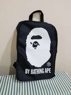 Bag pack BAPE (Appendix Japan magazine)