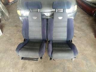 Seat kancil 11th anniversary