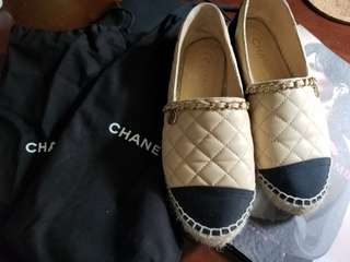 Chanel Espadrilles sze 36