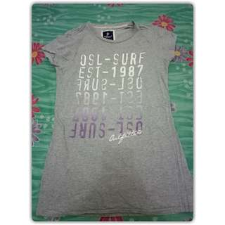Kaos Surf merk OSELLA Fit to S - M