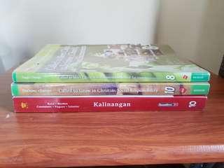 High School Textbooks (clean)