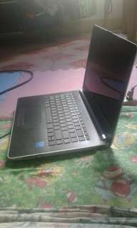 HP brand new laptop