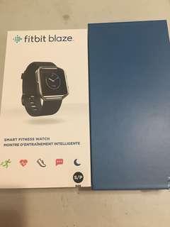 Fitbit Blaze (Small & Black Color)