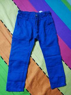 Pdi kids long pant