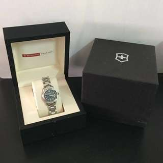 Victorinox Swiss Army Vivante Stainless Steel Watch #july50