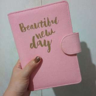 Pink Planner - FREE SHIPPING