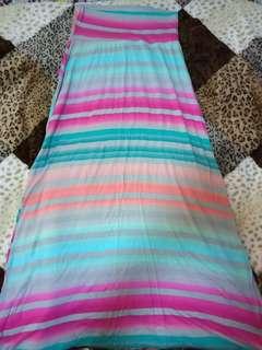 Lomg skirt