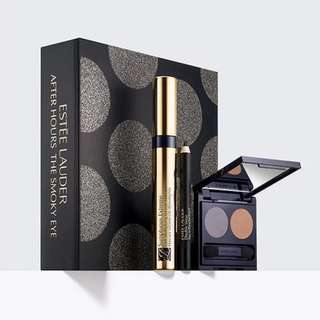 BN Estee Lauder After Hours The Smoky Eye Set
