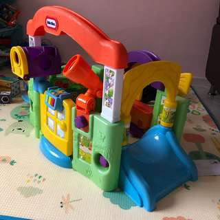 little tikes garden playhouse