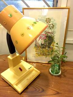 Retro / Vintage Table Lamp - Rental