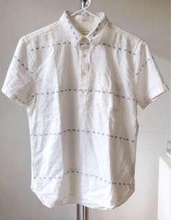 Lucky Brand Short-Sleeve Polo