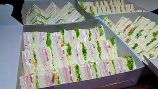 Sandwich for Open House
