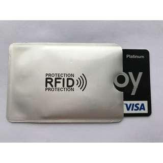 RFID防盜套 (適用:信用卡,智能卡,任何RFID卡)