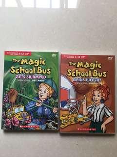 Magic school Bus DVD