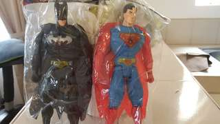 Batman and Superman Toy