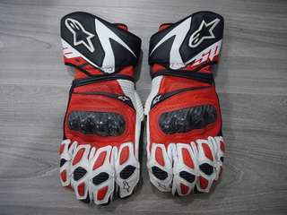 Alpinestars Riding Glove SP-1 High Cut