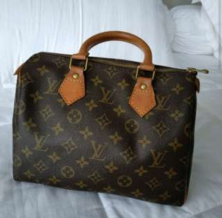 Louis vuitton Speedy Mono 25
