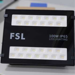 [FSL] [100Watt] LED FLOOD LIGHT (WHITE) [IP65]