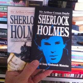 Paket Sherlock Holmes (bahasa)