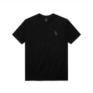 OVO Black T-shirt owl logo [BRAND NEW] (Drake, October's Very Own)