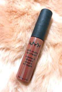 Nyx Soft Matte Lip Cream in Rome