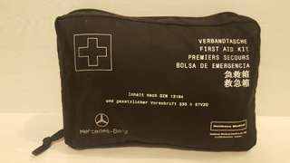 全新-賓士Mercedes-Benz車用急救包