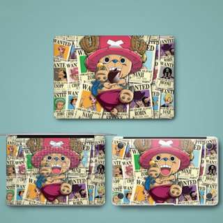 Tony Tony Chopper One Piece Macbook Vinyl Decal