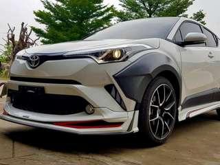 Toyota CHR 1.8 Hybrid