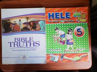 BJU Bible Truths A for Grade 7