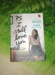 Novel P. S. I Still Love You by Jenny Han