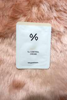 Leegeehaam Hope 5a Control Cream sampler
