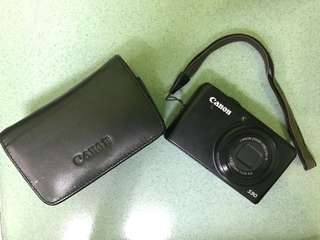 Good Quality Canon Camera with a Free Camera!
