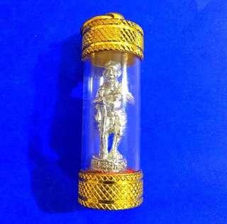 Lp Sompong Chuchok Amulet Be2557 (2014)