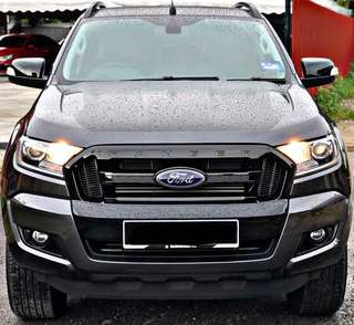 FORD RANGER 2.2L 4WD FX4 SPEC LIMITED (A)