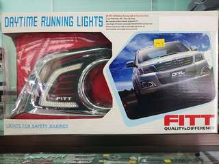 Toyota Hilux 2012 Day Time Running Lights