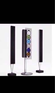 Bang & Olufsen beosound 9000 with beolab 8000