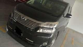 Toyota Vellfire 3.5 V6