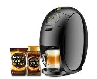 Brand New Nescafe Barista Machine Black