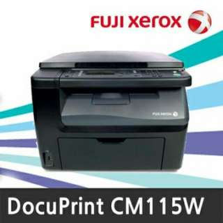 BNIB Fuji Xerox Printer CM115W (Color)