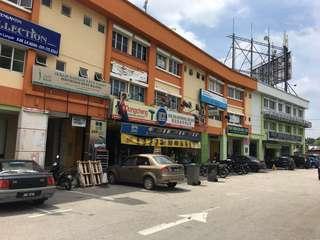 Office lot For Sale at Parit Raja, Batu Pahat