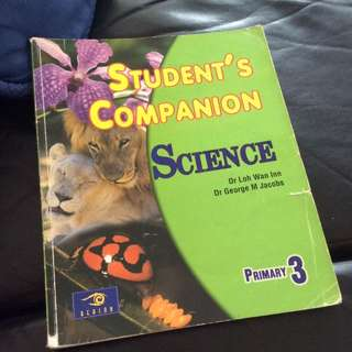 Science Student's Companion For P3