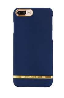 Richmond & Finch i Phone 7 Plus case - Royal Blue