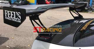 Honda Civic FD/FD2R Gt Wing Feel's CF