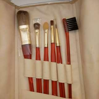 Shiseido Brushes