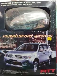 Mitsubishi Pajero Sport/Triton Mirror Cover